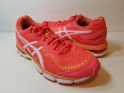 ASICS Gel Kayano 23 GS C618N Kids Pink Running Sneakers - Size 4.5   eBay