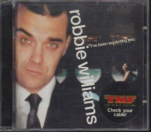 Robbie Williams cd I've been expecting you
