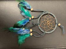 Khoyime Blue Dream Catcher Large Dream Catchers Traditional Handmade Beige And B