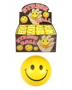 Wholesale-Job-Lot-72-Smiley-Face-Stress-Balls