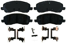 ACDelco 17D1324CH Professional Durastop Ceramic Front Disc Brake Pad Set