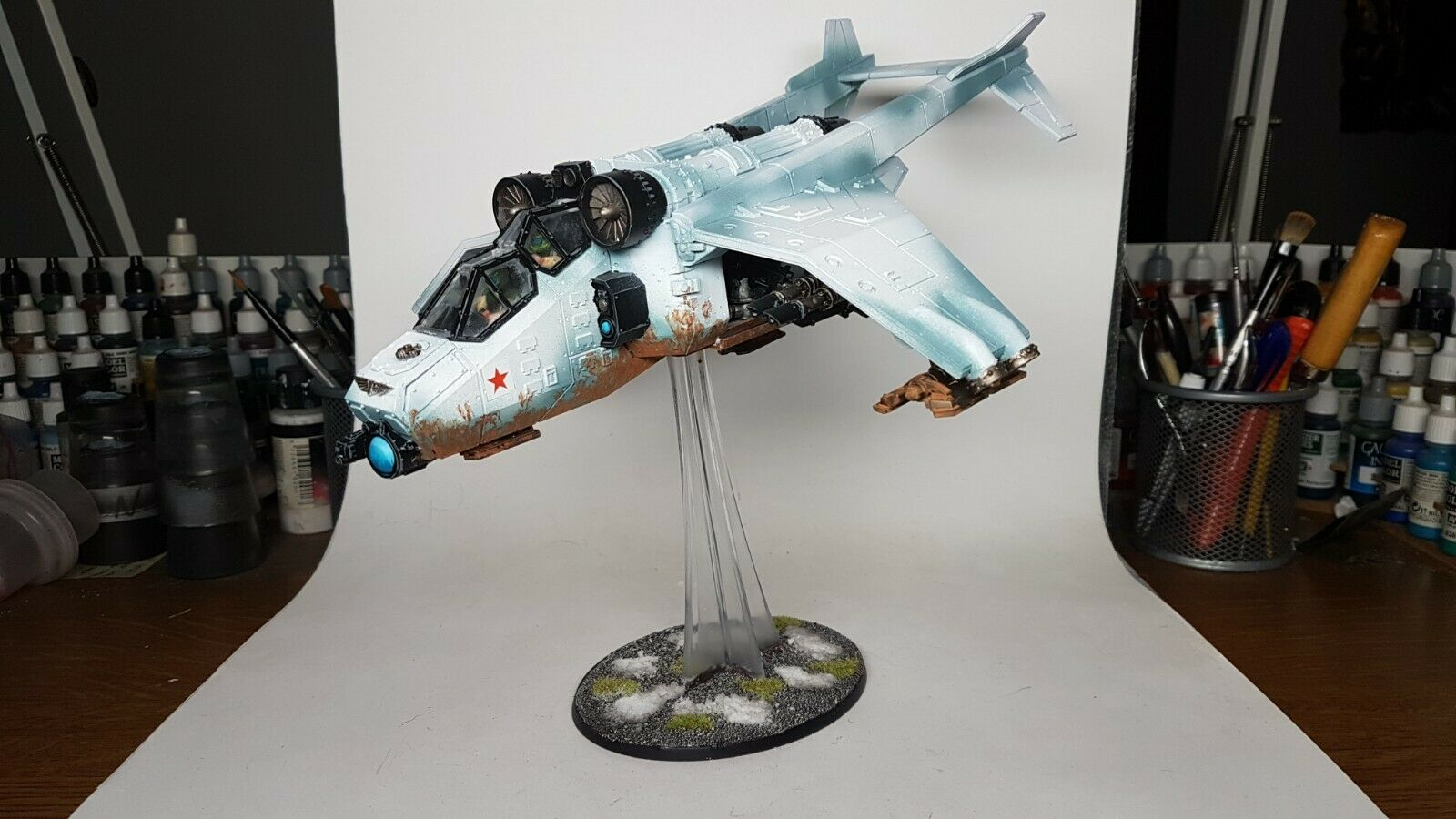 WARHAMMER 40K ASTRA MILITARUM Propainted Commission to Order