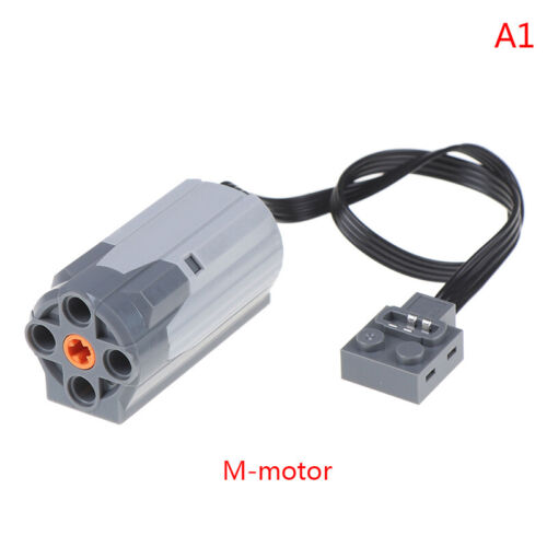 Technic parts for multi power servo motor train electric motor building k Ik