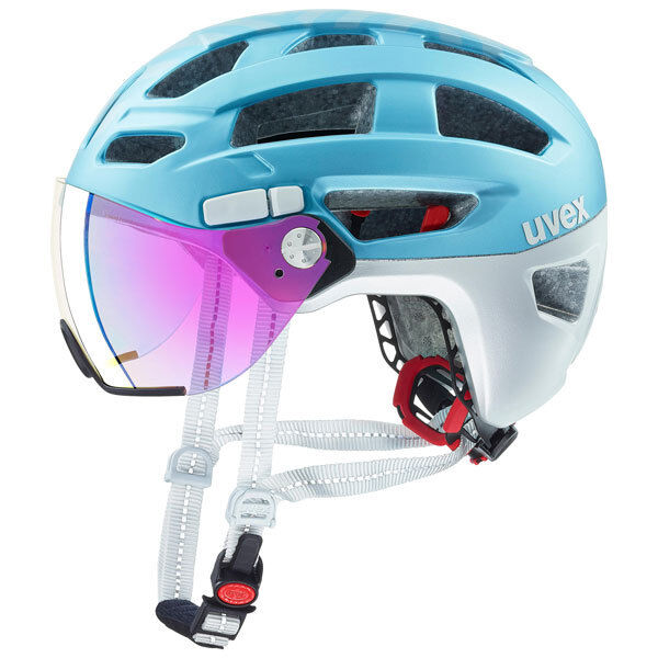 UVEX - finale visor - Farbe  strato cool  bluee - Größe  M (52 - 57 cm)  be in great demand