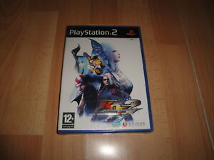 KING-OF-FIGHTERS-MAXIMUM-IMPACT-2-DE-SNK-PLAYMORE-PARA-LA-PS2-NUEVO-PRECINTADO