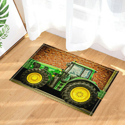 Modern Machinery Tractor Art Non Slip