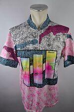 Santini Radtrikot cycling jersey maglia Rad Trikot Gr. XXL vintage 90s oldschool