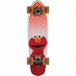 "Globe Blazer 26"" Complete Skateboard -7.25x26 Sesame Street Elmo"