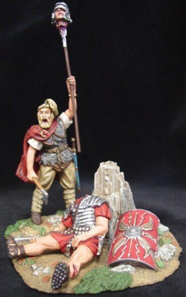 CONTE Ltd.PELTRO romana impero spqr015 Behold the Power of ROMA MIB