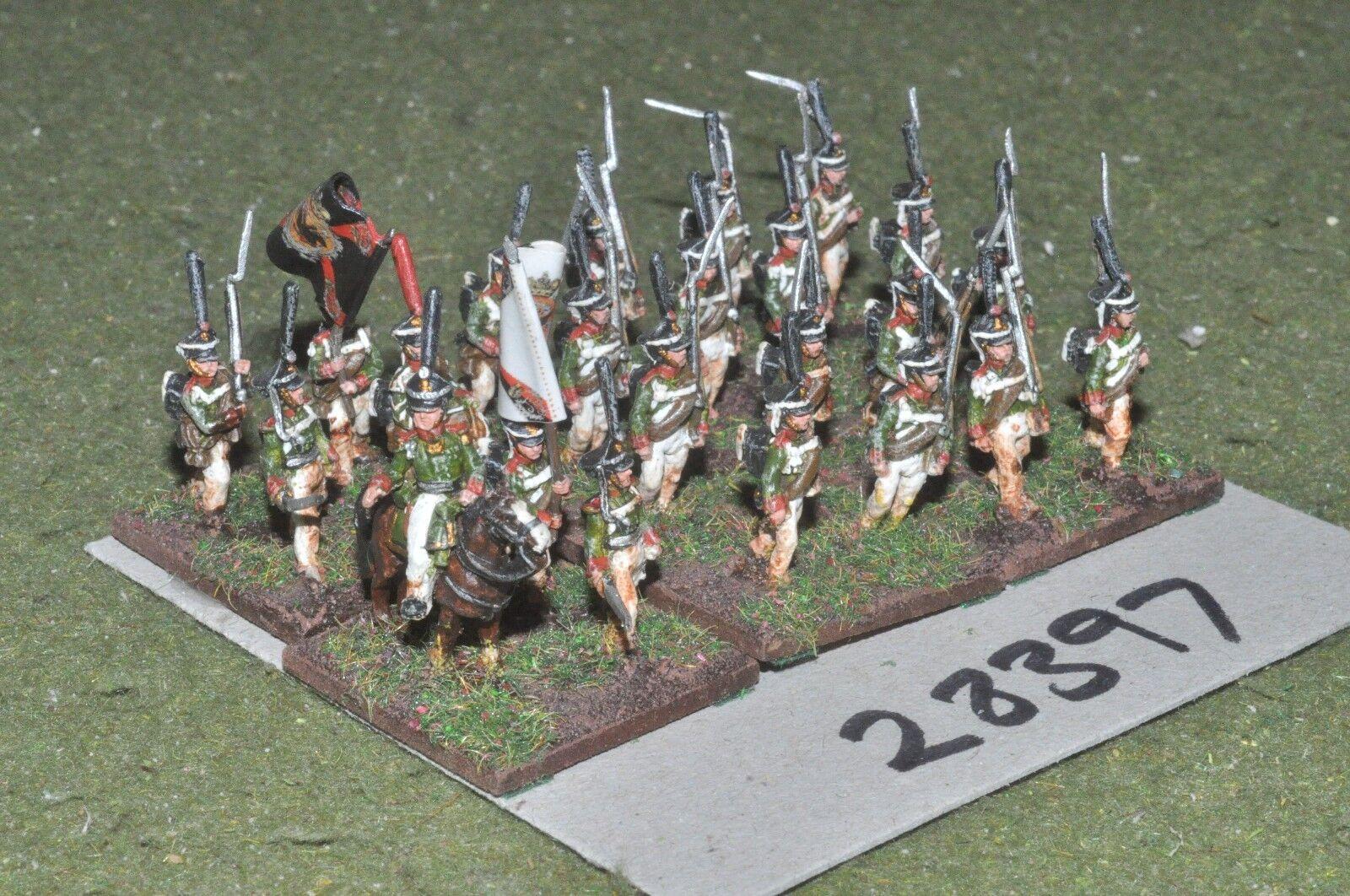 15mm napoleonic   russian - grenadiers 23 figures - inf (28397)