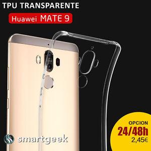 FUNDA-TPU-Gel-TRANSPARENTE-para-HUAWEI-MATE-9-mate9-clear-case-1-2mm-ESPANA