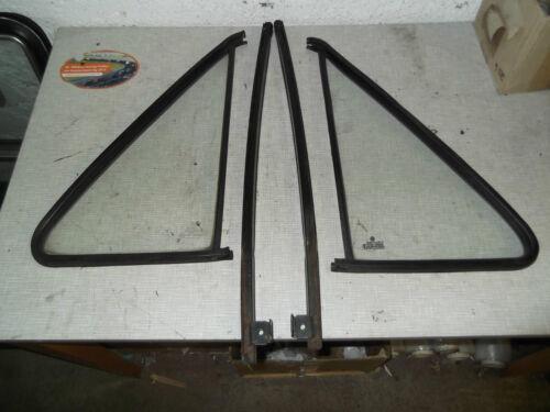 VW BUS T3 Dreiecksfenster Dreieck Fenster vorn 2Stk mit Steg Klarglas