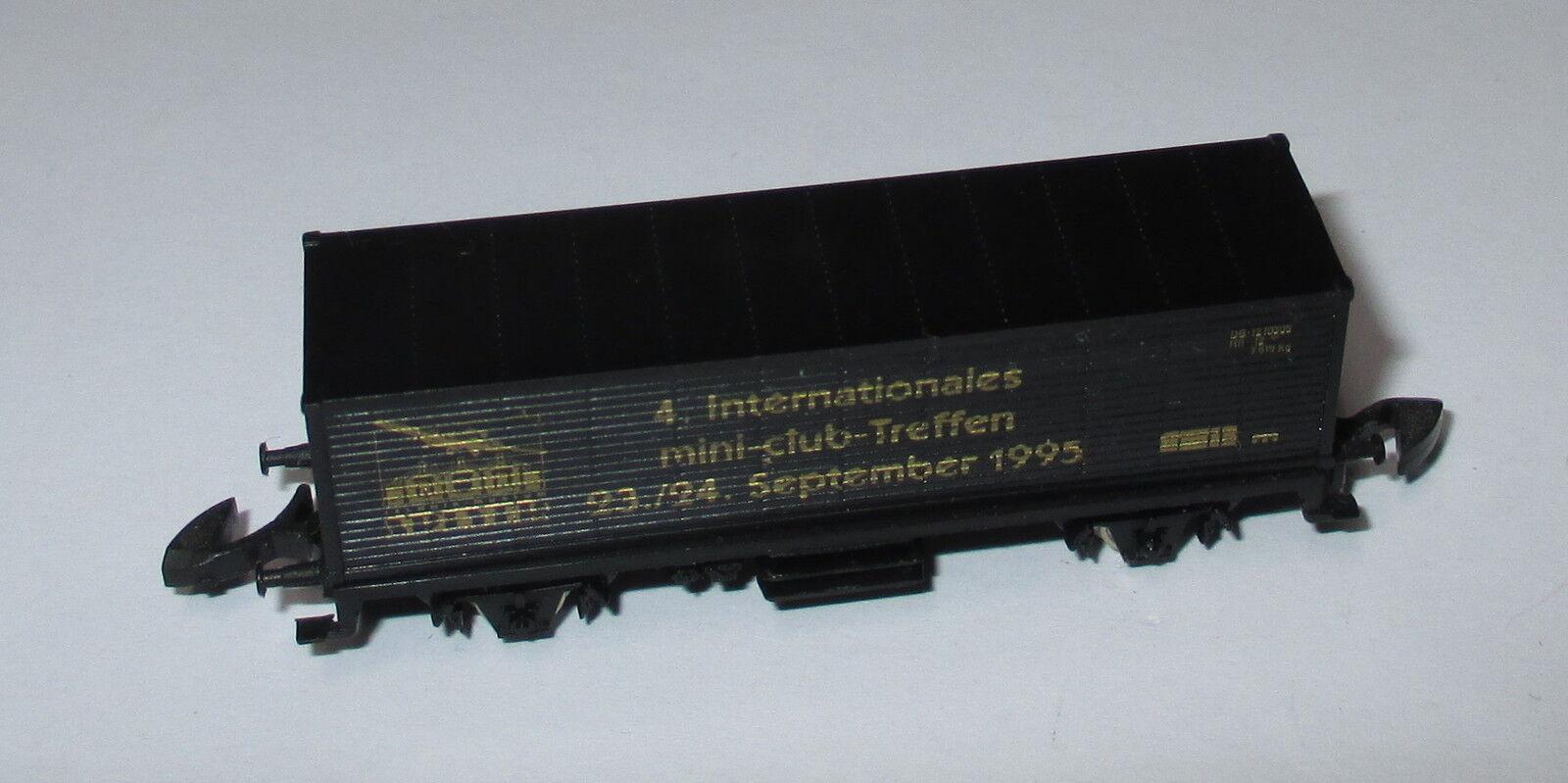 Märklin Z 8615A244 Containertragwagen Containertragwagen Containertragwagen  Rolls Royce 95  (Kolls 95714)   Top d57c57