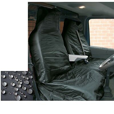 WNB® Nissan NV300/> On 100/% Fit Tailored Heavy duty Nylon Van Seat Cover