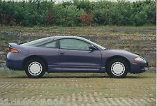 PRESS - FOTO/PHOTO/PICTURE - MITSUBISHI ECLIPSE D