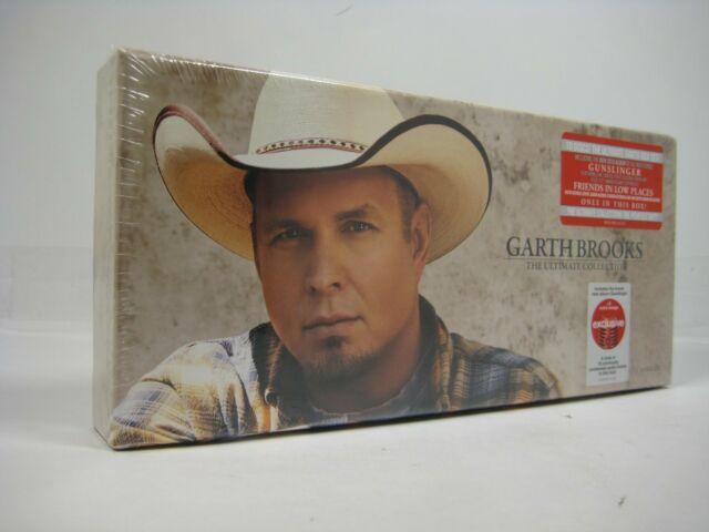 The Ultimate Collection Of Ta Moko: The Ultimate Collection- Garth Brooks (10 CD Box Disc Set