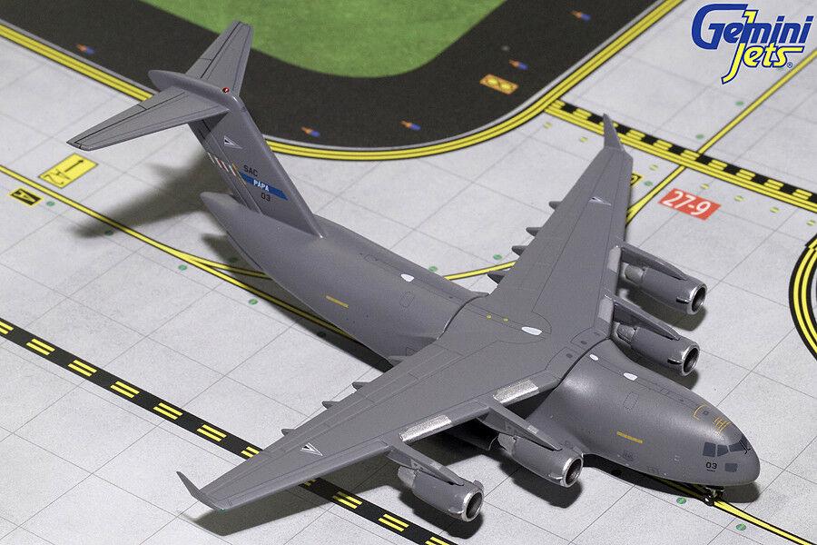 La OTAN Papa Boeing C-17 SAC-03 SAC-03 SAC-03 Gemini Jets gmnat 080 escala 1 400 En Stock dce208
