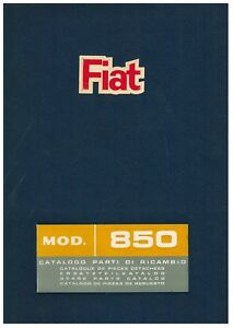 CATALOGO-PARTI-RICAMBIO-MECCANICA-FIAT-850-Coupe-e-Spider-anno1965-Formato-PDF