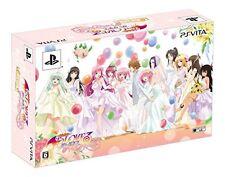 New PS Vita To Love Ru Darkness True Princess Limited Edition w/Blanket Japan