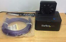 "Startech.com 2.5"" 3.5"" Hard Drive HDD eSATA USB 3.0 SATA Dock Docking Station"