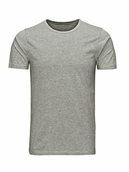 Grey O-Neck