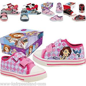 Details zu Canvas Sneaker Turnschuh Disney Kinder Chucks Schuhe Basketball Halb