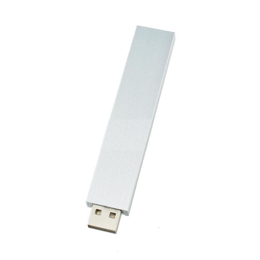 1PCS Mobile Power 5V Highlight USB Lamp 8 Beads SMD LG 5152 LED Warm White L