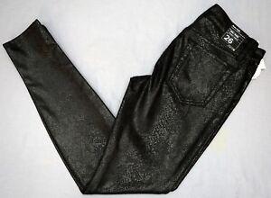 Haute Stretch 229 Femme 29 26 Taille Ankle Joe's Noir Cotton Coton Nwt ans Jeans dTwqZ8XX