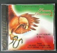 Carlos Del Valle Poemas Canciones 2 Rancheras Y Mas Yari More Osvaldo Roval Cd