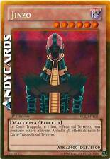 Jinzo ☻ Oro ☻ PGLD IT051 ☻ YUGIOH ANDYCARDS