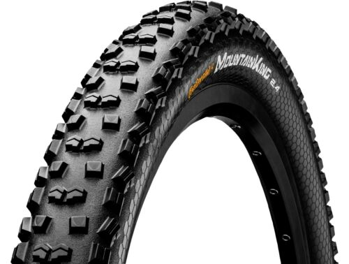 "Continental Mountain King II Mountain Bike Tire 29/"" x 2.40 29x2.4 Folding 29er"