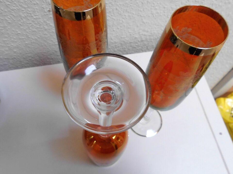 Glas, Champagne glas, Italienske