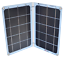 Suntactics-S14-Portable-solar-charger-14Watts-2800mA-Slightly-Blemished thumbnail 1