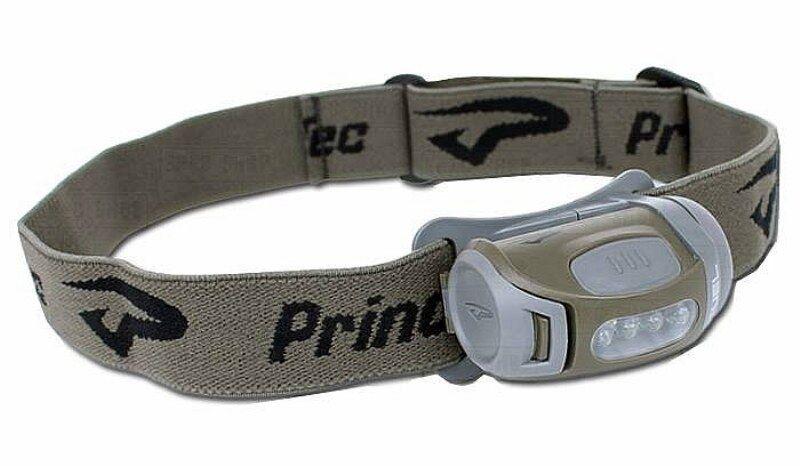 PRINCETON TEC® Professional Military Tactical Headlight FUEL4 OD Olive Made USA