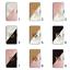 Marble-Glitter-Monogram-Initial-Wallet-Phone-Case-Samsung-Galaxy-S6-S7-S8-Edge