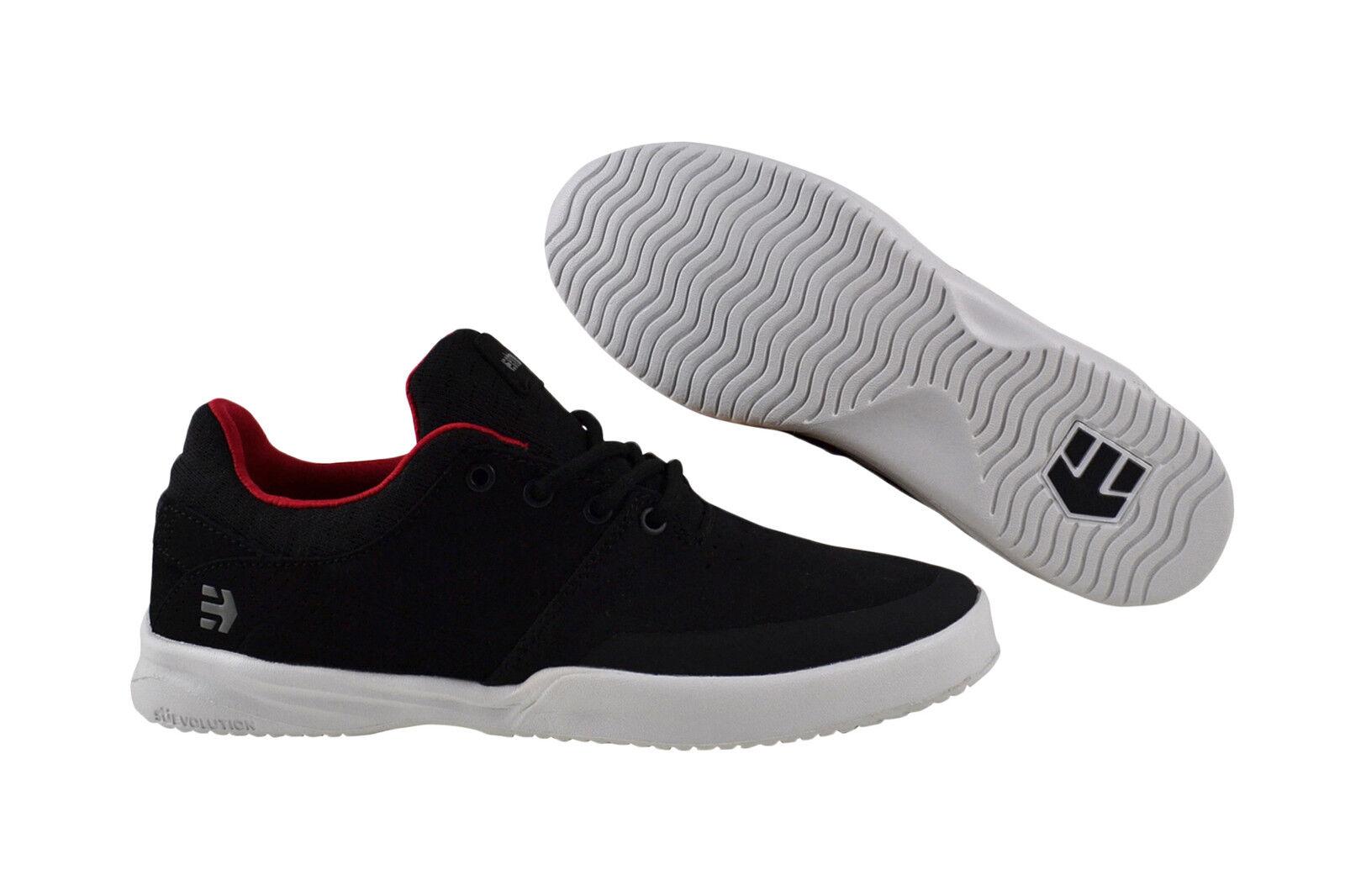 Etnies Highlite schwarz Skater Turnschuhe Schuhe schwarz