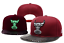 New-Hip-Hop-Men-039-s-Fiited-Baseball-Cap-Snapback-Caps-Unisex-Flat-Bill-bull-Hat-US thumbnail 17