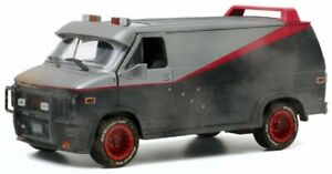 GMC Vandura - 1983 - A-Team / dirty Version - Greenlight 1:24