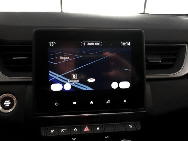 Renault Captur 1,3 TCe 155 Intens EDC billede 11