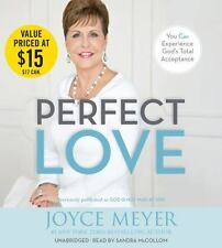 Perfect Love by Joyce Meyer Unabridged CD Audiobook Brand NEW