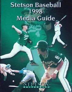 ead21904 Image is loading 1998-STETSON-HATTERS-BASEBALL-MEDIA-GUIDE