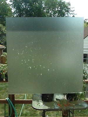 "12"" x 10 Feet Frost Glass Etch Vinyl Privacy Window Film Roll Sheet By The Foot"