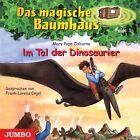 Das magische Baumhaus 01. Im Tal der Dinosaurier. CD von Mary Pope Osborne (2004)