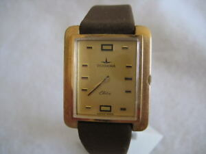 NOS-NEW-VINTAGE-SWISS-MECHANICAL-HAND-WINDING-DUGENA-WOMEN-039-S-ANALOG-WATCH-1960-039-S