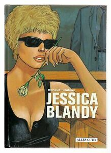 Jessica Blandy Hardcover Comic Nr. 1 - 7 komplett von Dufaux / Renaud in Top !