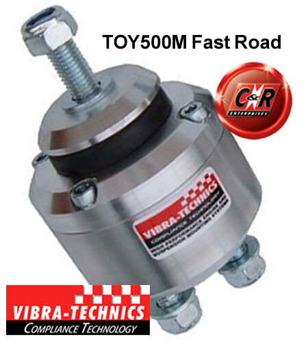 Para Altezza JXE10 (1G-FE) Vibra Technics Soporte Motor Fast Road TOY500M