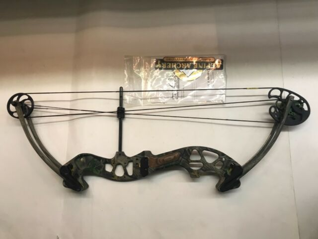 New Alpine Ravage Bow Right Hand 60-70lbs