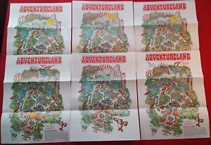 Adventureland Altoona Iowa Map Collection 2006 2011 Six Great