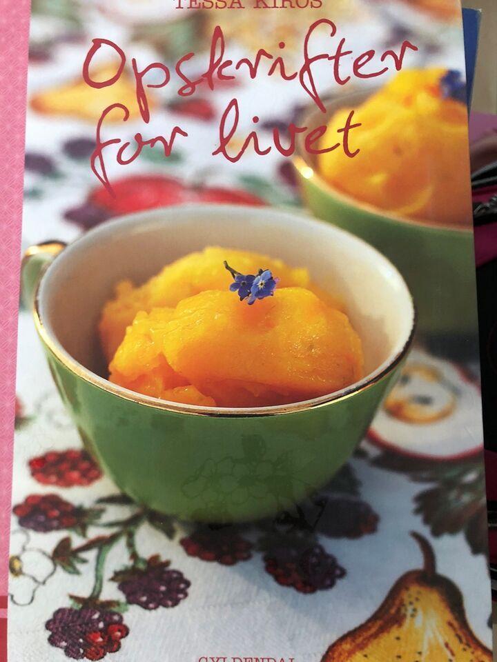 Opskrifter for livet, Tessa Kiros, emne: mad og vin