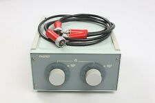 10 1000mohm 002 P40107 Decade Resistance Box Resistor